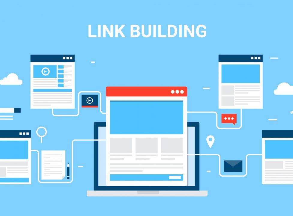 como fazer link building
